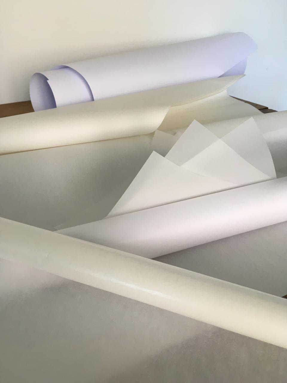 more folds paper rolls