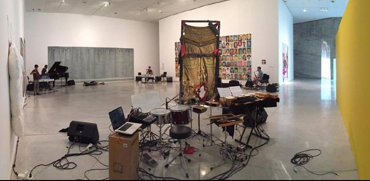 Ensemble Nikel playing modules in Israel